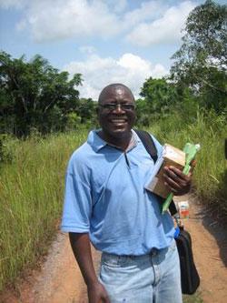 Dr Samuel Bamoueni