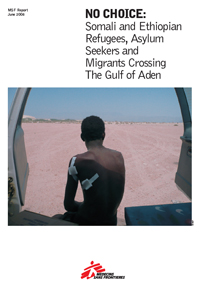 MSF Report on Gulf of Aden
