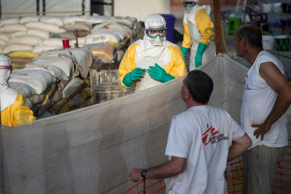 Ebola Massive Deployment Needed To Fight Epidemic In West Africa