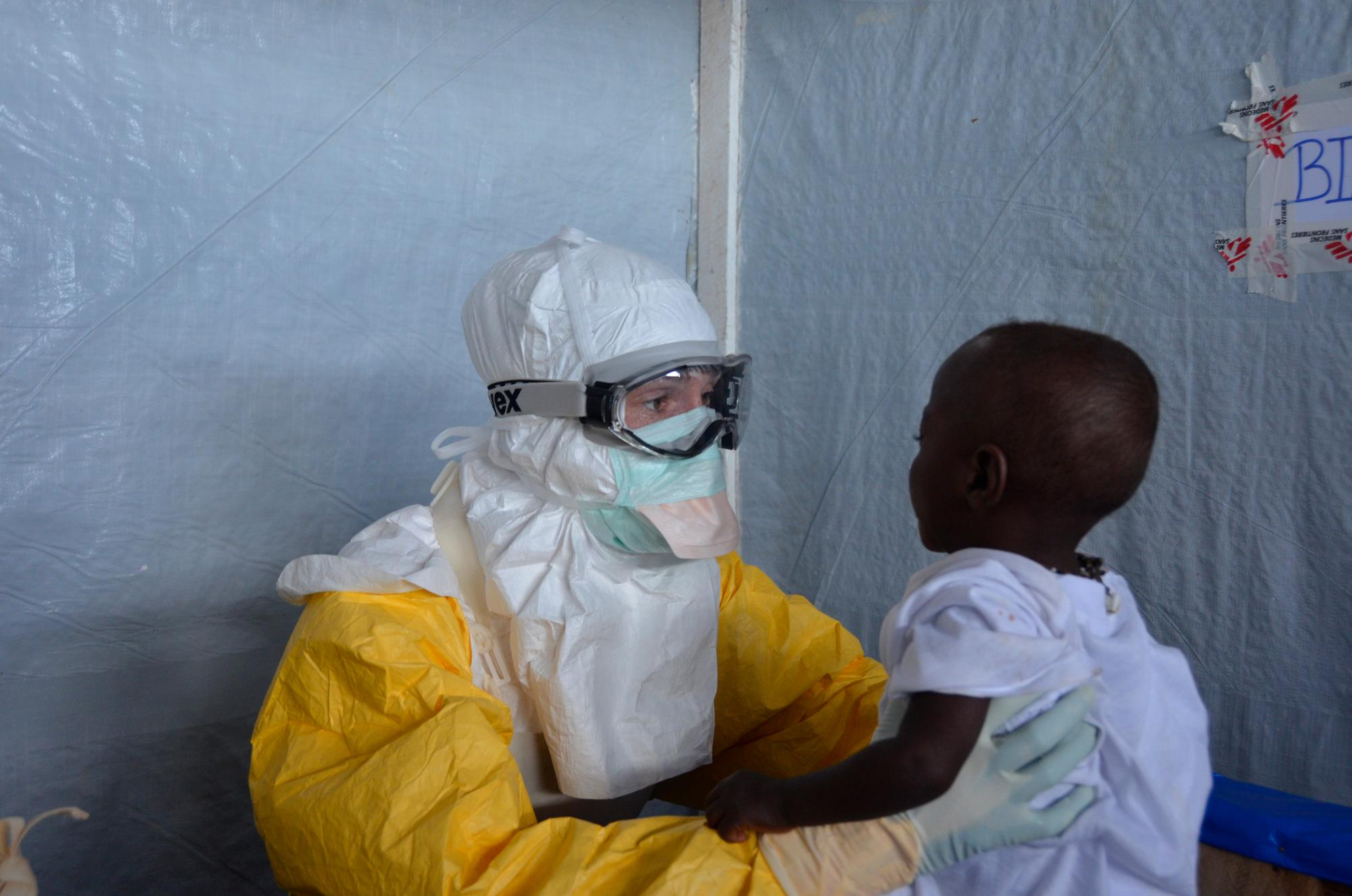 Q A On MSFs Ebola Response And Protocols