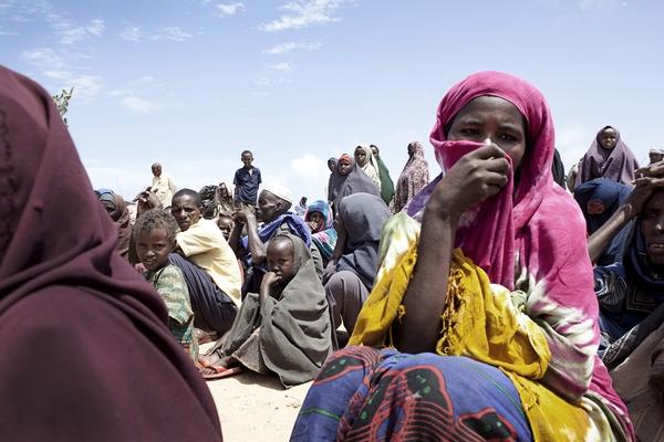 Somalia 2011 © Martina Bacigalupo