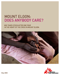 MSF Report on Mount Elgon
