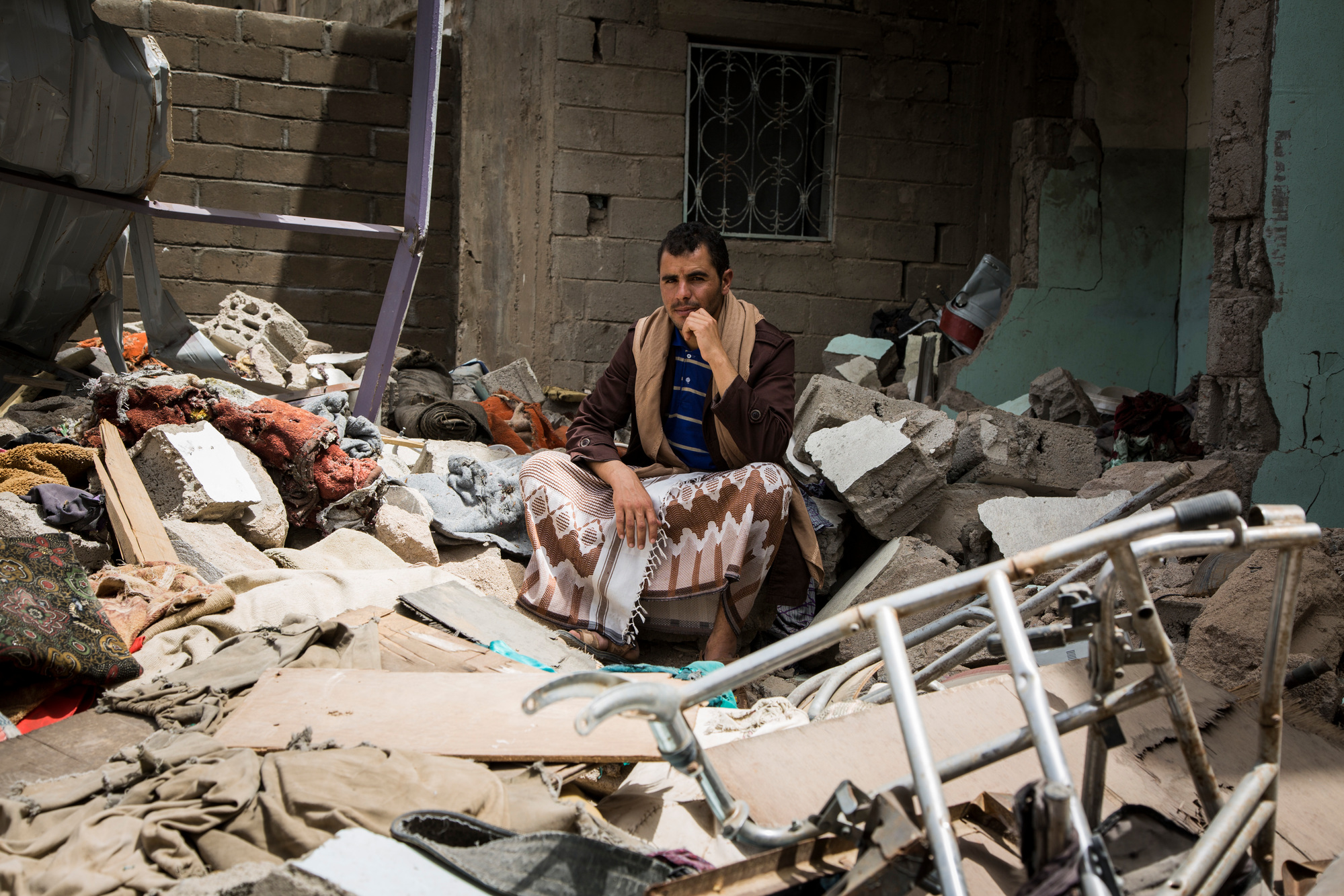 A timeline of crisis and conflict in Yemen