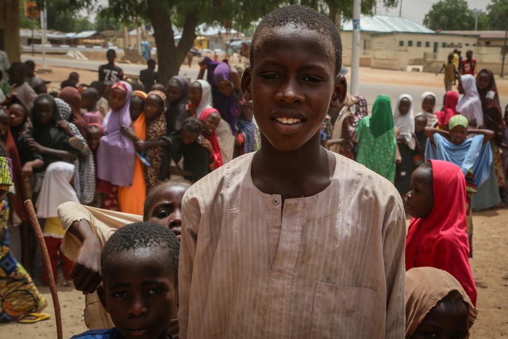 meningitis C, meningitis belt, vaccination, Damaturu, Nigeria