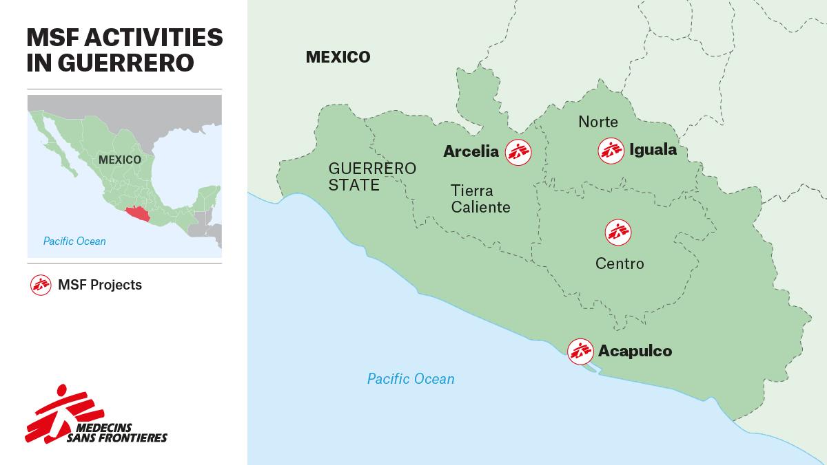 Guerrero state, Mexico: