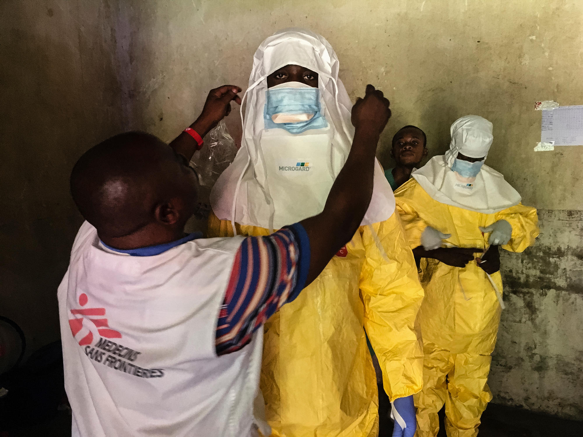 DRC: MSF begins Ebola vaccination trial in Bikoro to help curb outbreak