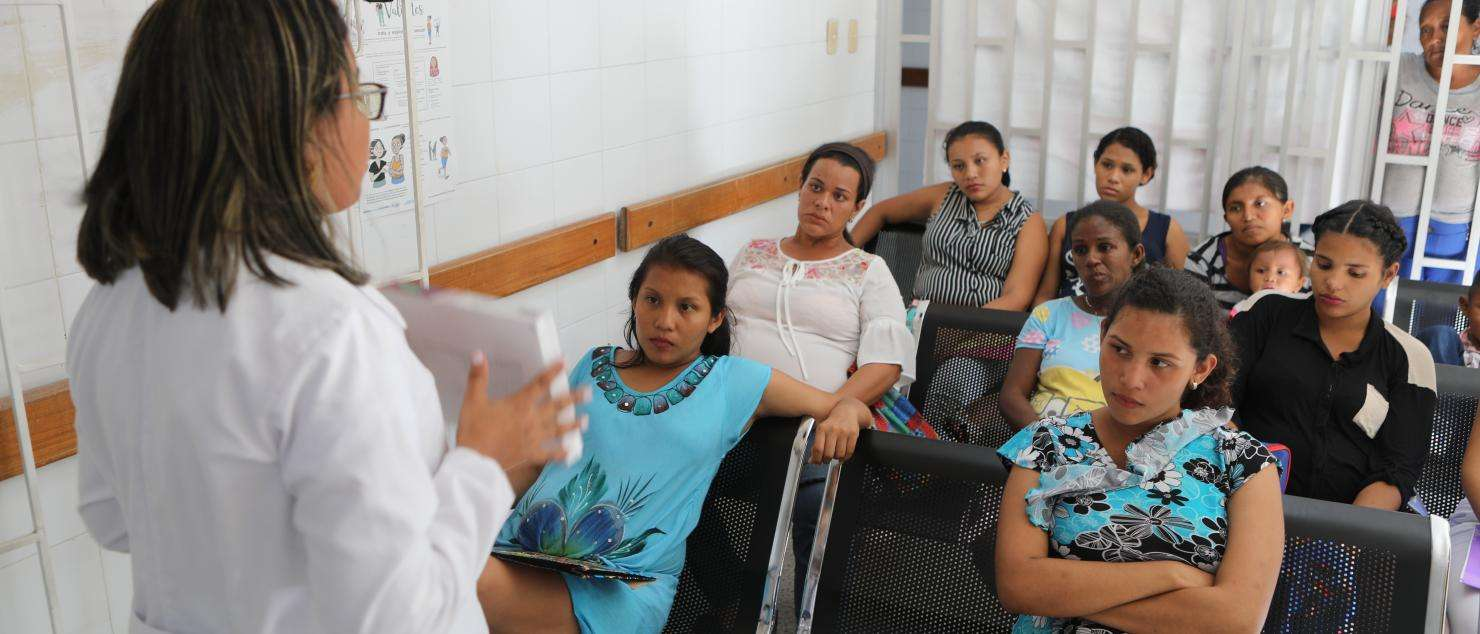 """These are basic women's needs"": Treating Venezuelan women in Colombia"