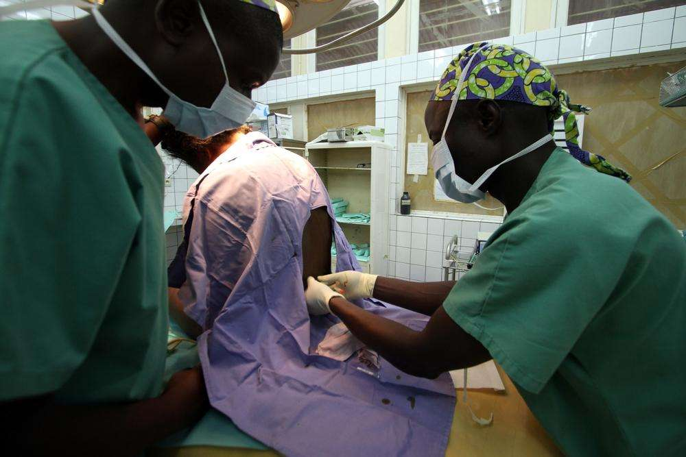 URGENT FIELD NEED: Anesthesiologists