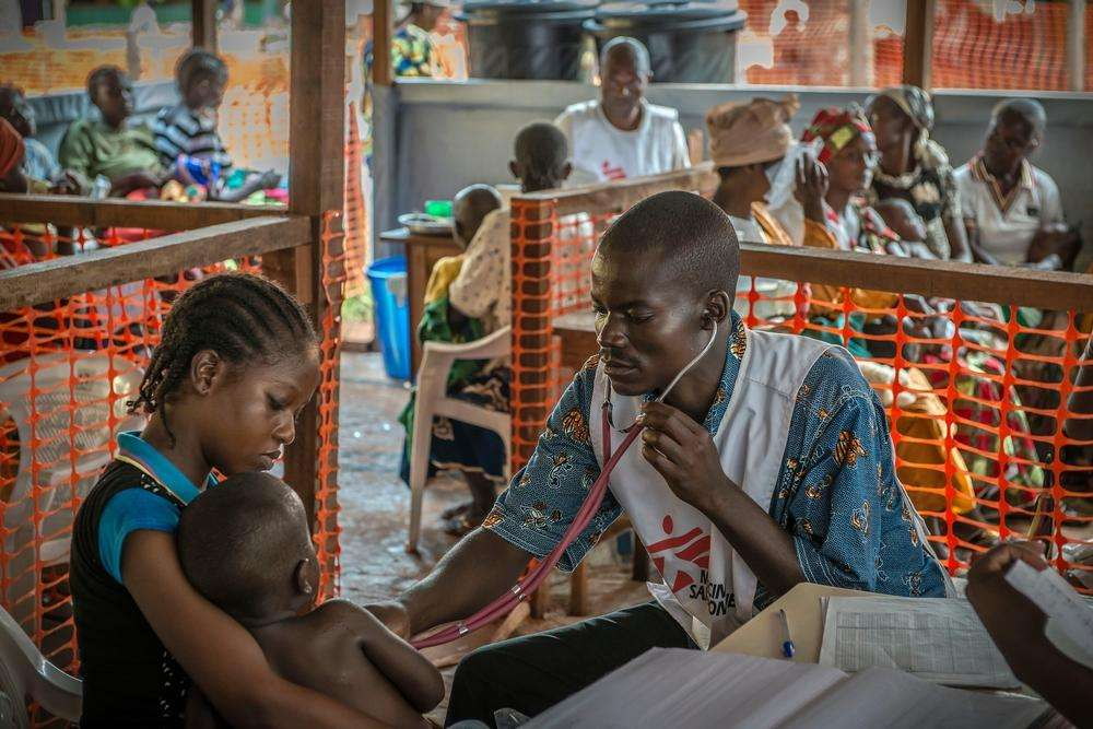 Central African Republic: A Year of Chaos