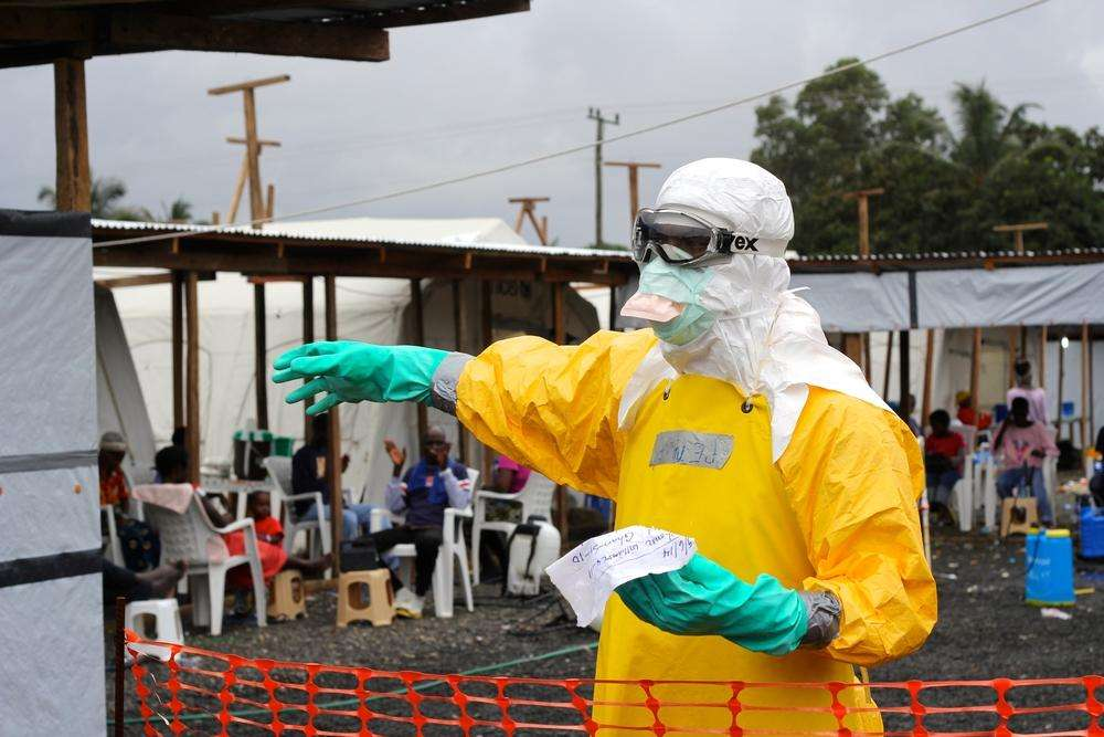 Ebola: MSF Staff Member Infected in Liberia