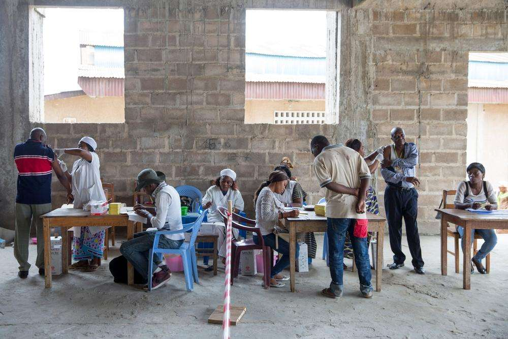 Fighting Yellow Fever in DRC and Angola