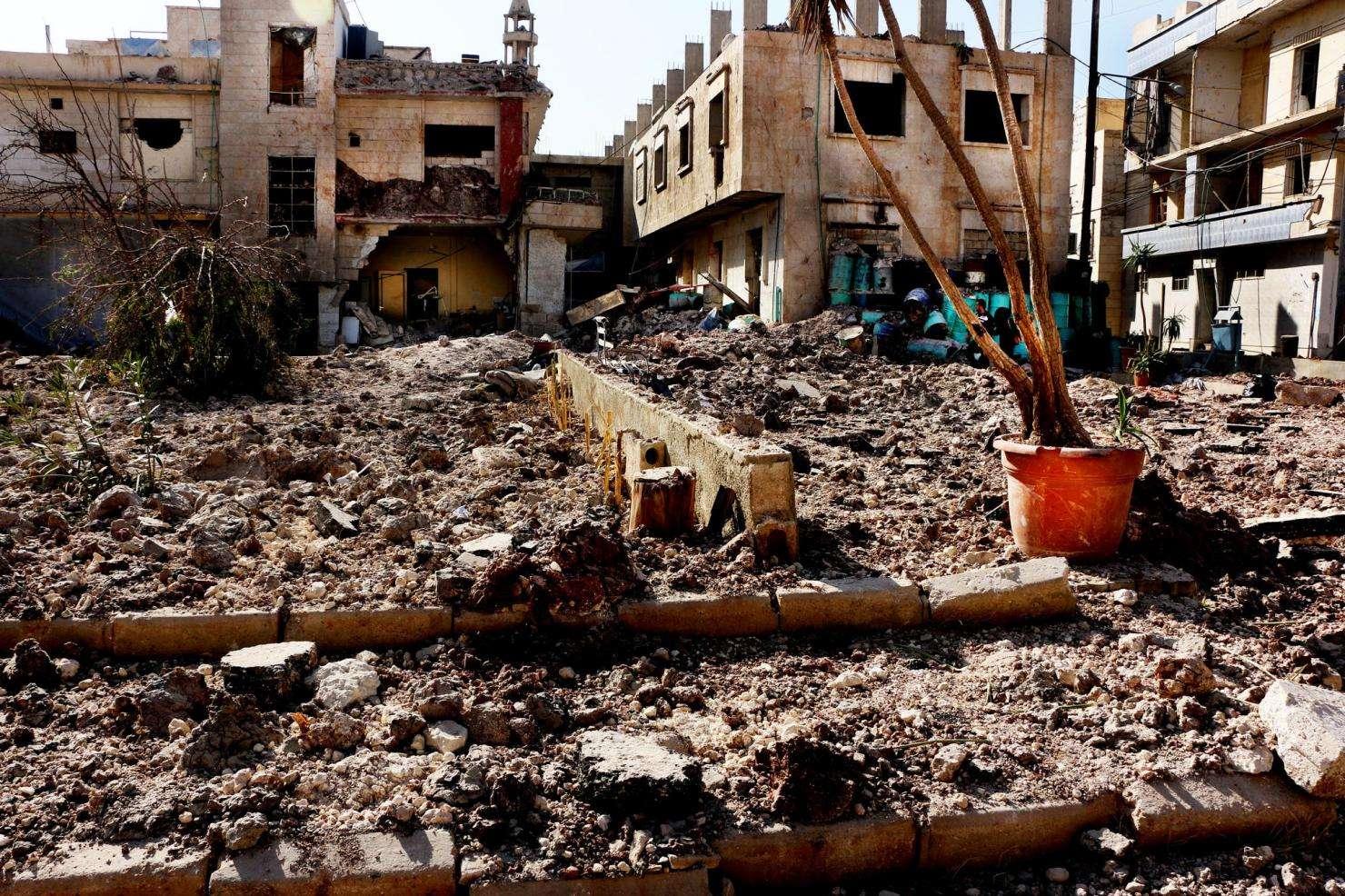 Eastern Aleppo: 23 Attacks on Hospitals Since July; No Hospital Left Undamaged