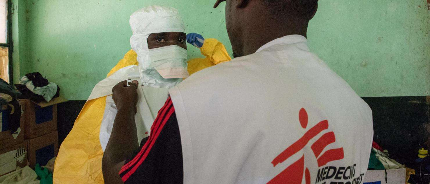 "Fighting Ebola in DRC: ""It's a race against time"""