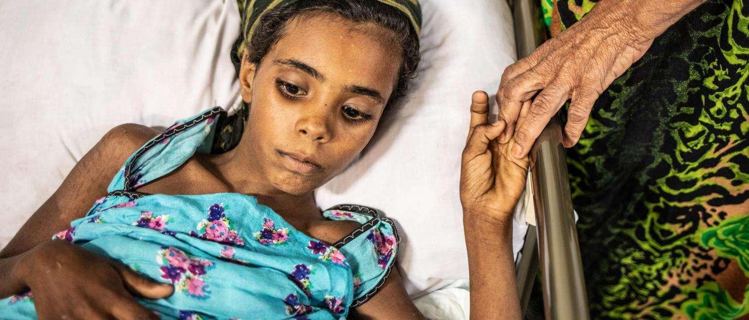 War in Yemen is fueling wider humanitarian crisis