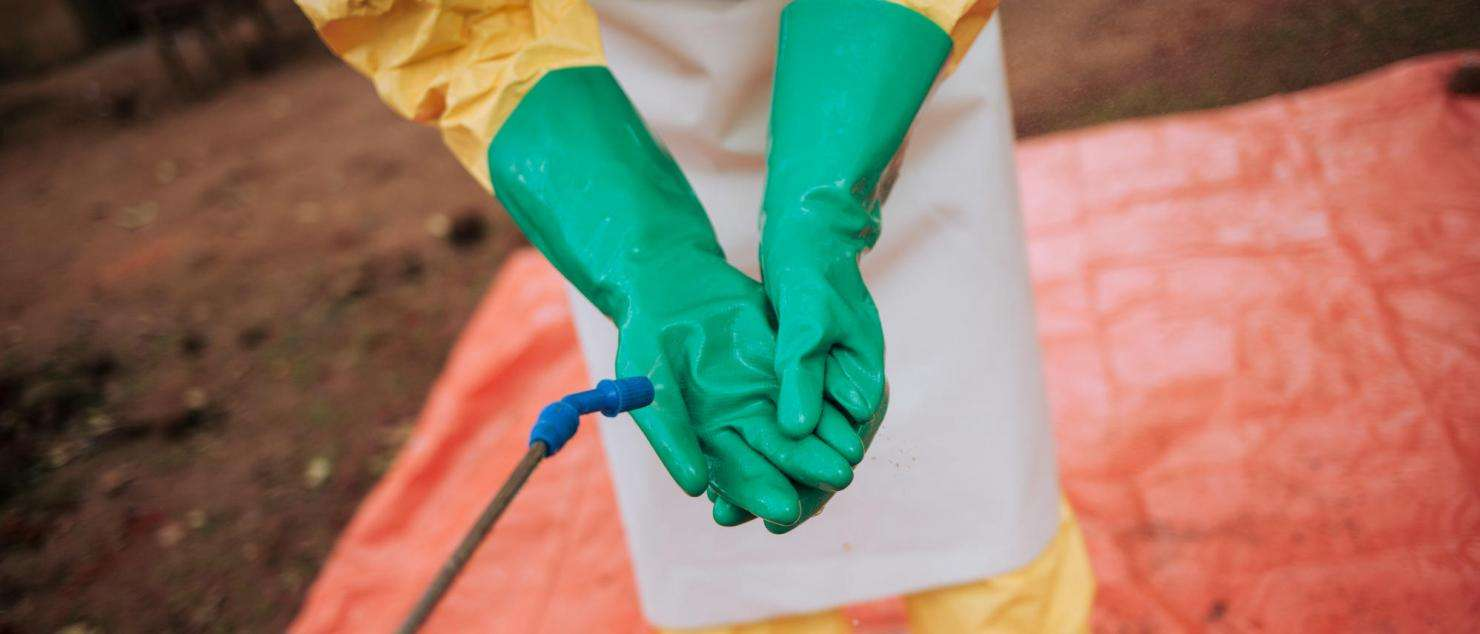 DRC: MSF responds to first case of Ebola in Goma