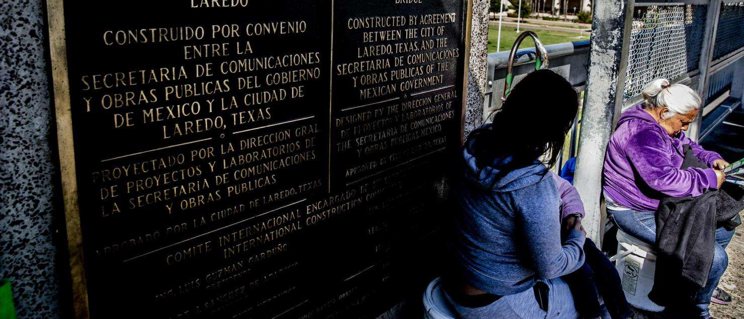 Mexican city of Nuevo Laredo not a safe place for people seeking asylum
