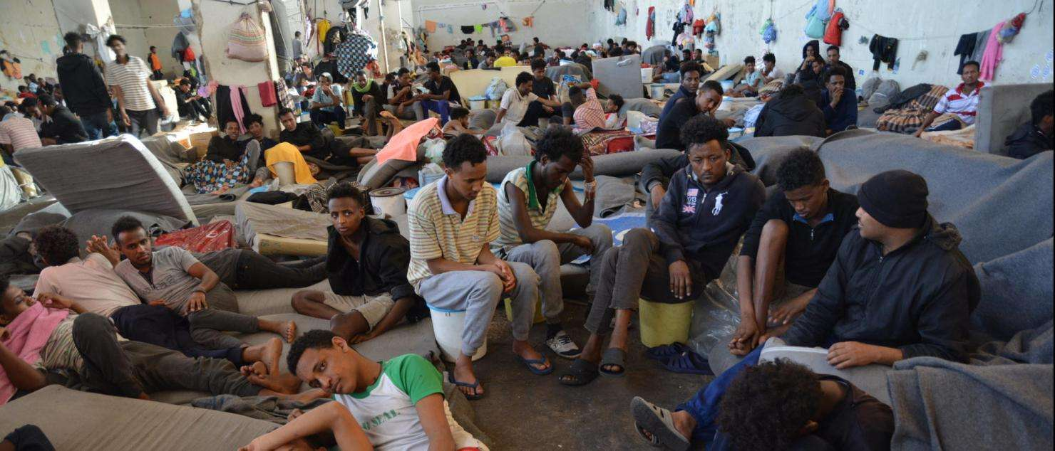 Libya: Detained migrants and refugees face worse conditions after closure of Misrata center