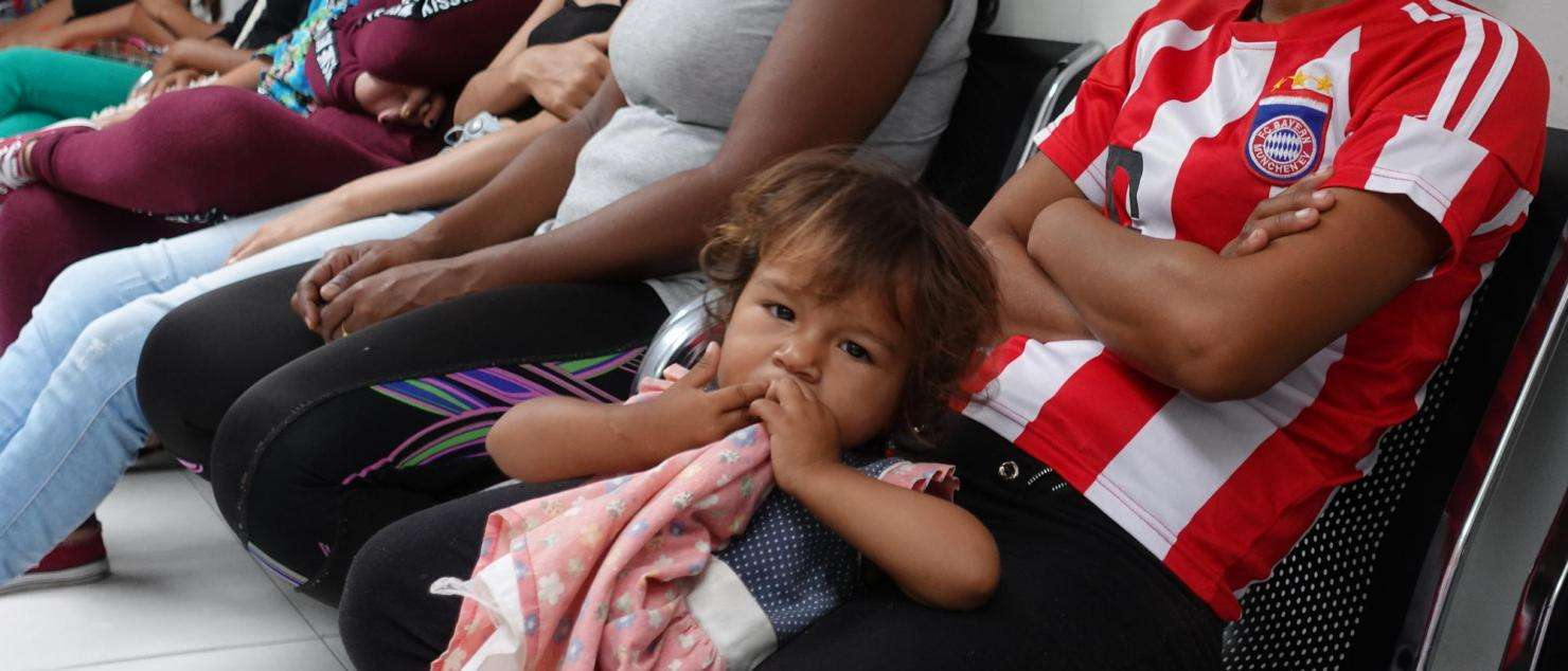 Video: Venezuelan migrants find more struggle in Colombia