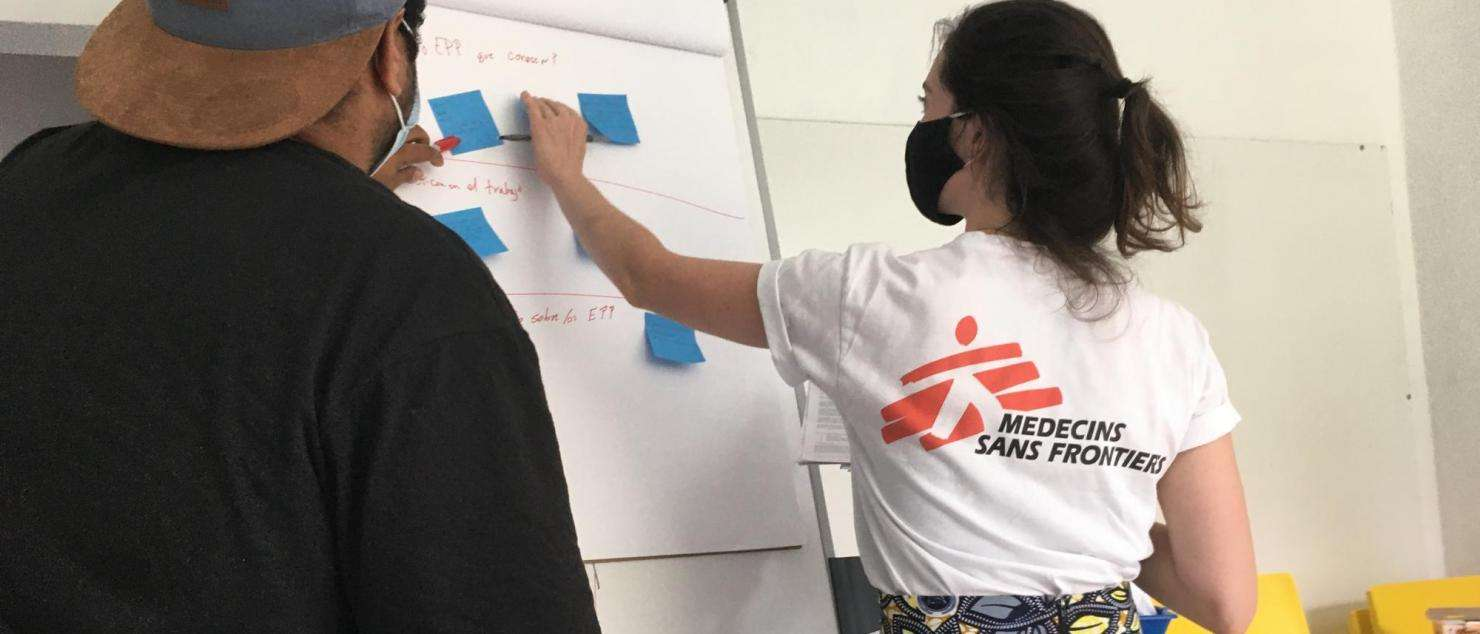MSF supports COVID-19 response in Puerto Rico already paralyzed by multiple crises