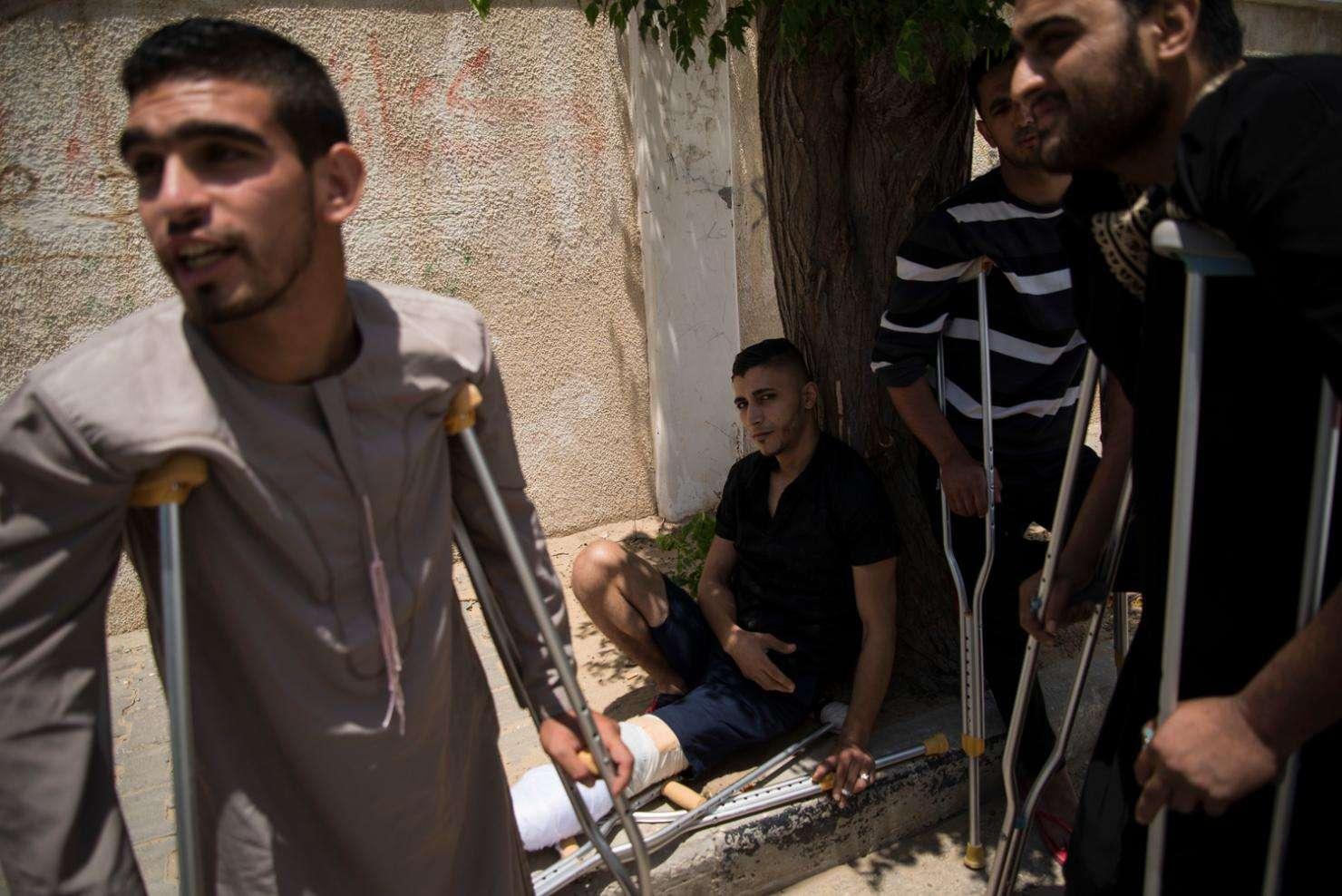 Gaza: Avoiding a Greater Blood Bath