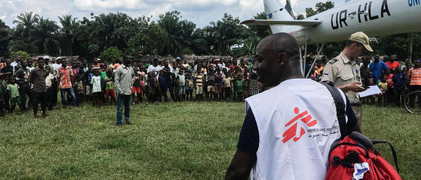 Update on the Ebola outbreak in Democratic Republic of Congo