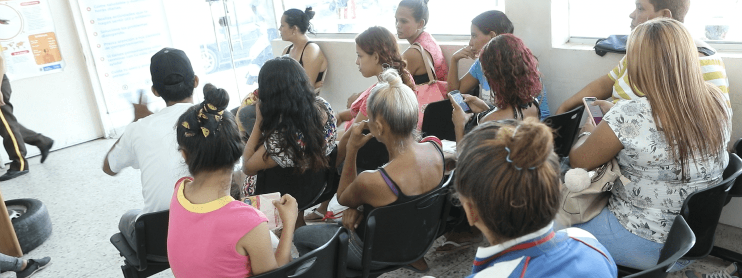 Gag Rule' Cuts Venezuelan Women's Access to Health Care
