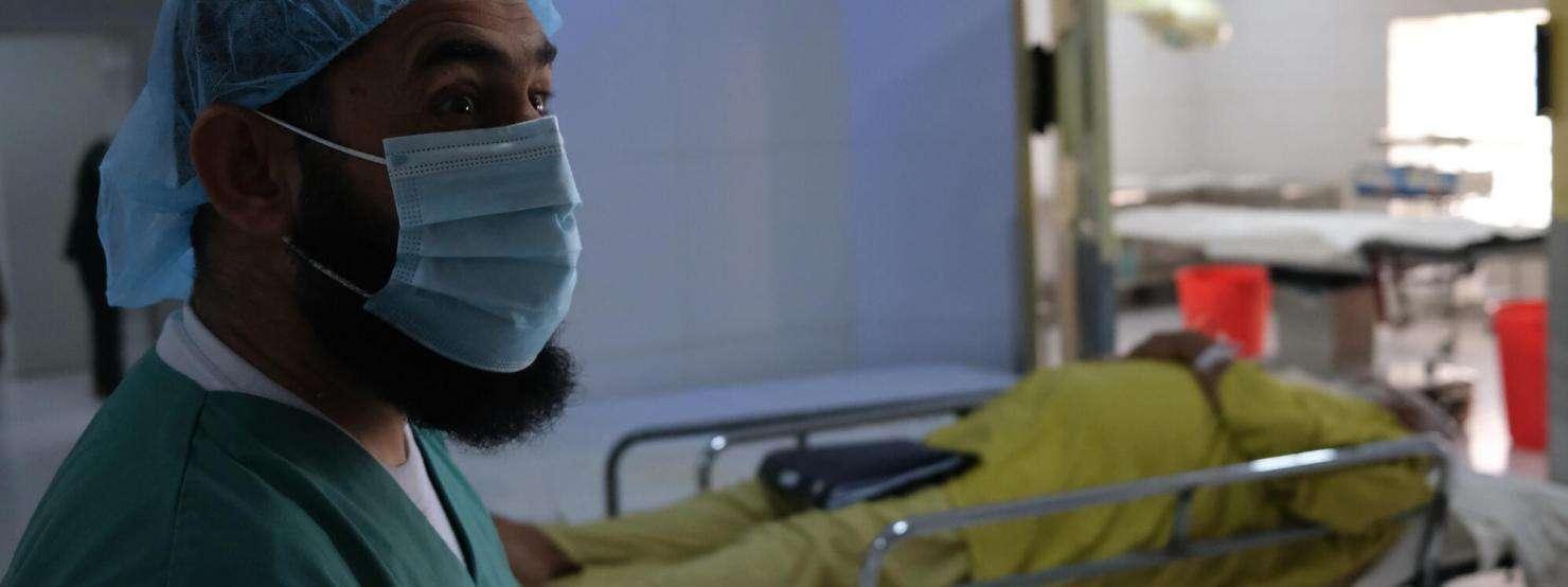 Operating Theatre   Boost Hospital - Lashkar Gah