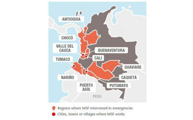 Colombia | Doctors Without Borders - USA on
