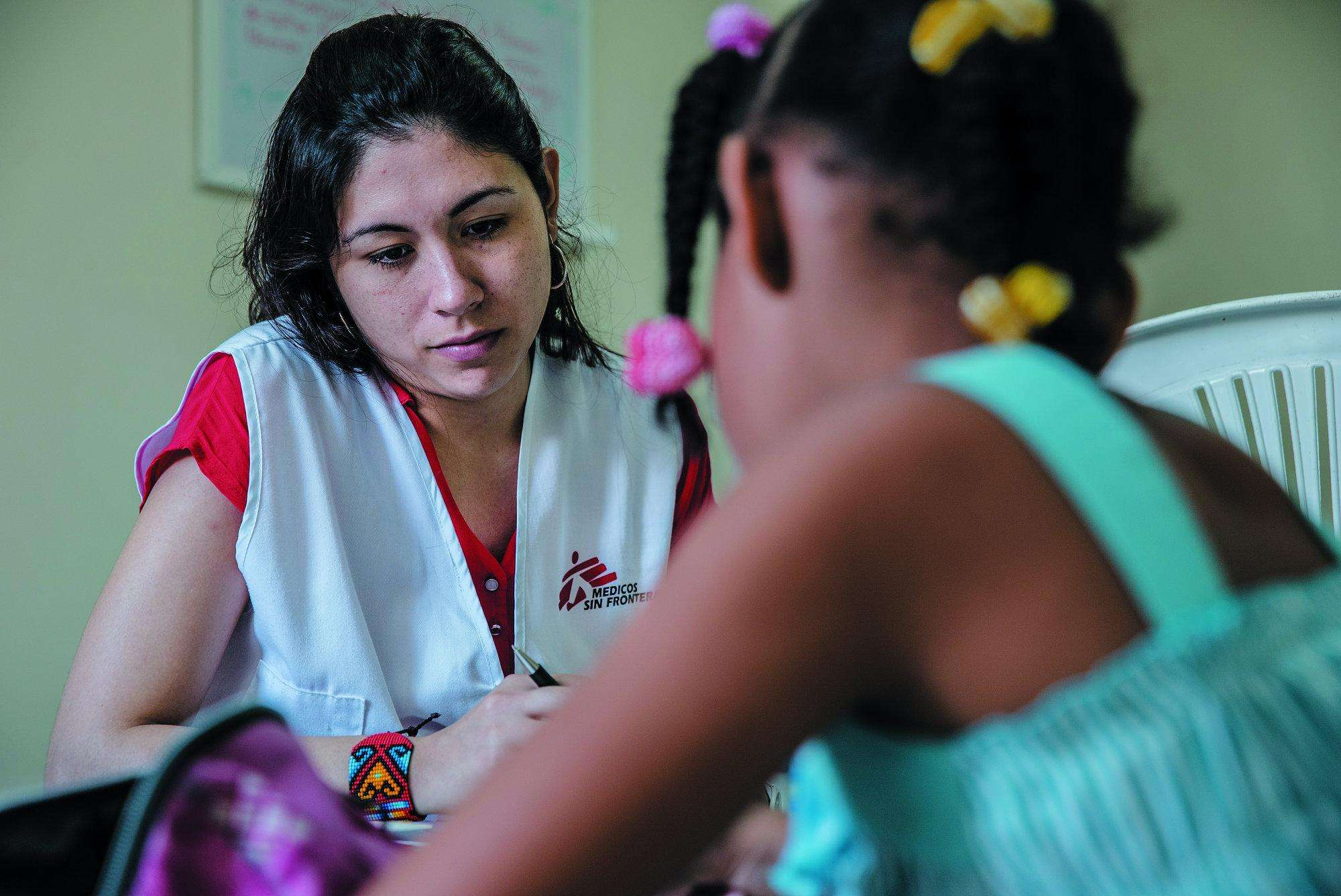 MSF Mental Health in Colombia