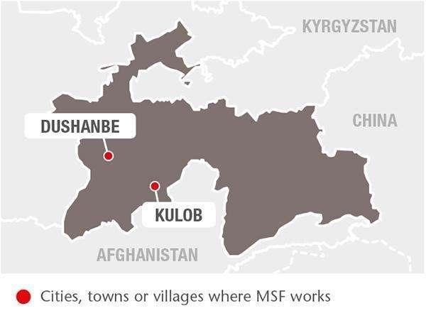Tajikistan | Doctors Without Borders - USA on