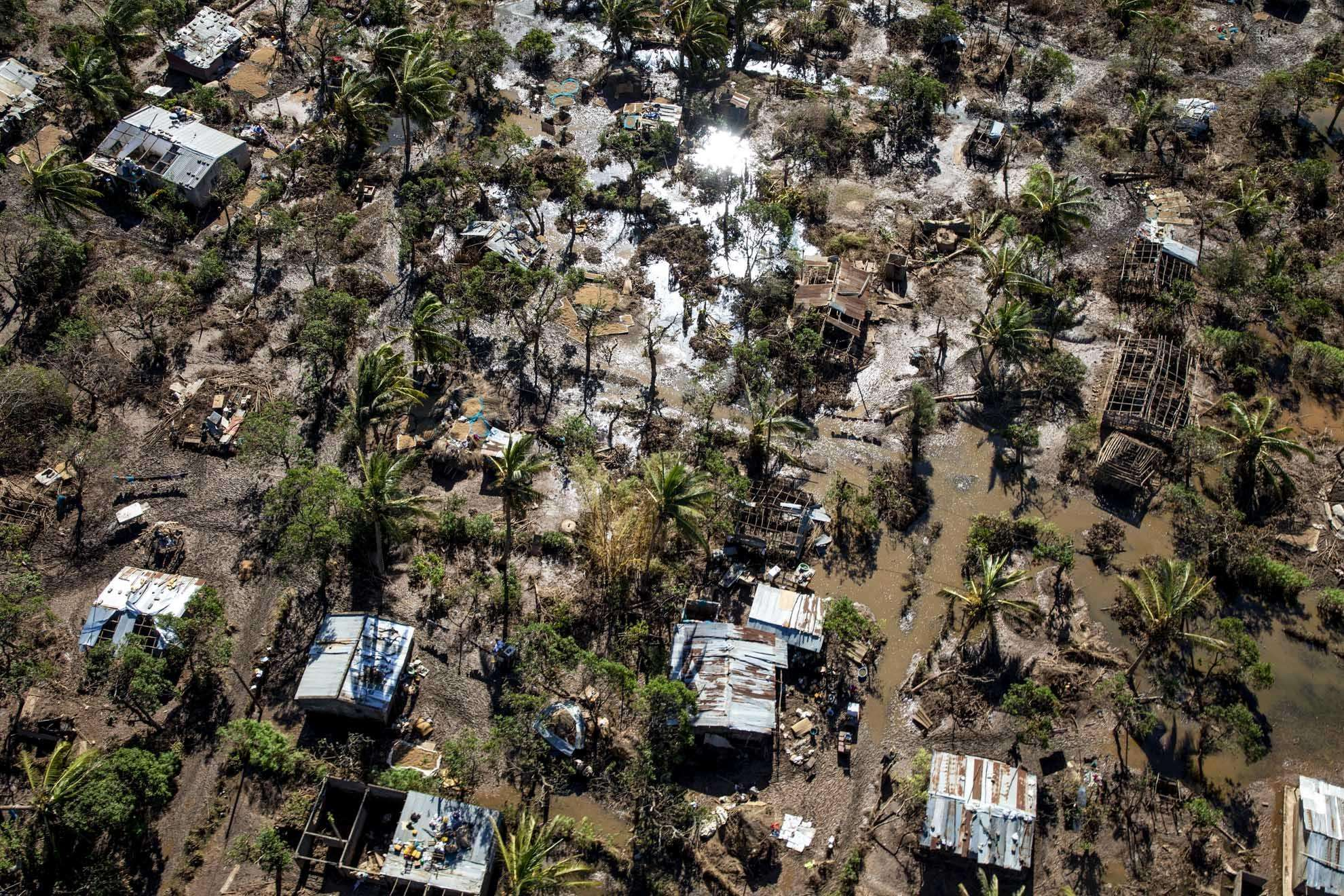 From emergency to recovery: Mozambique one month after Cyclone Idai