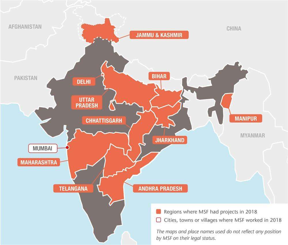 India | Doctors Without Borders - USA