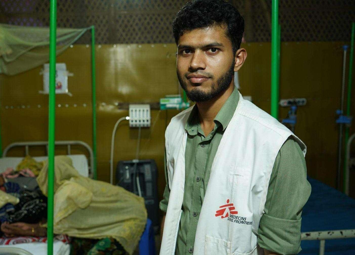 Gaziur Rehman, Nurse Supervisor