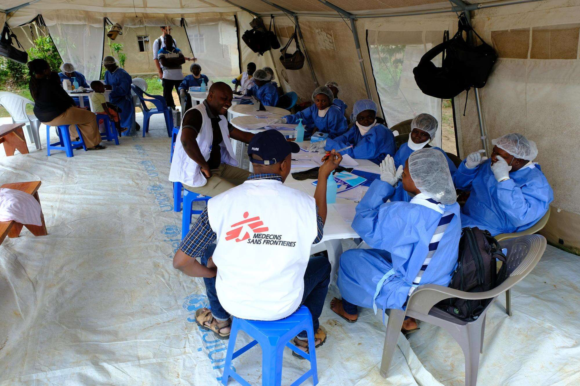 Vaccinating people against Ebola: The challenges of containing the outbreak in Democratic Republic of Congo