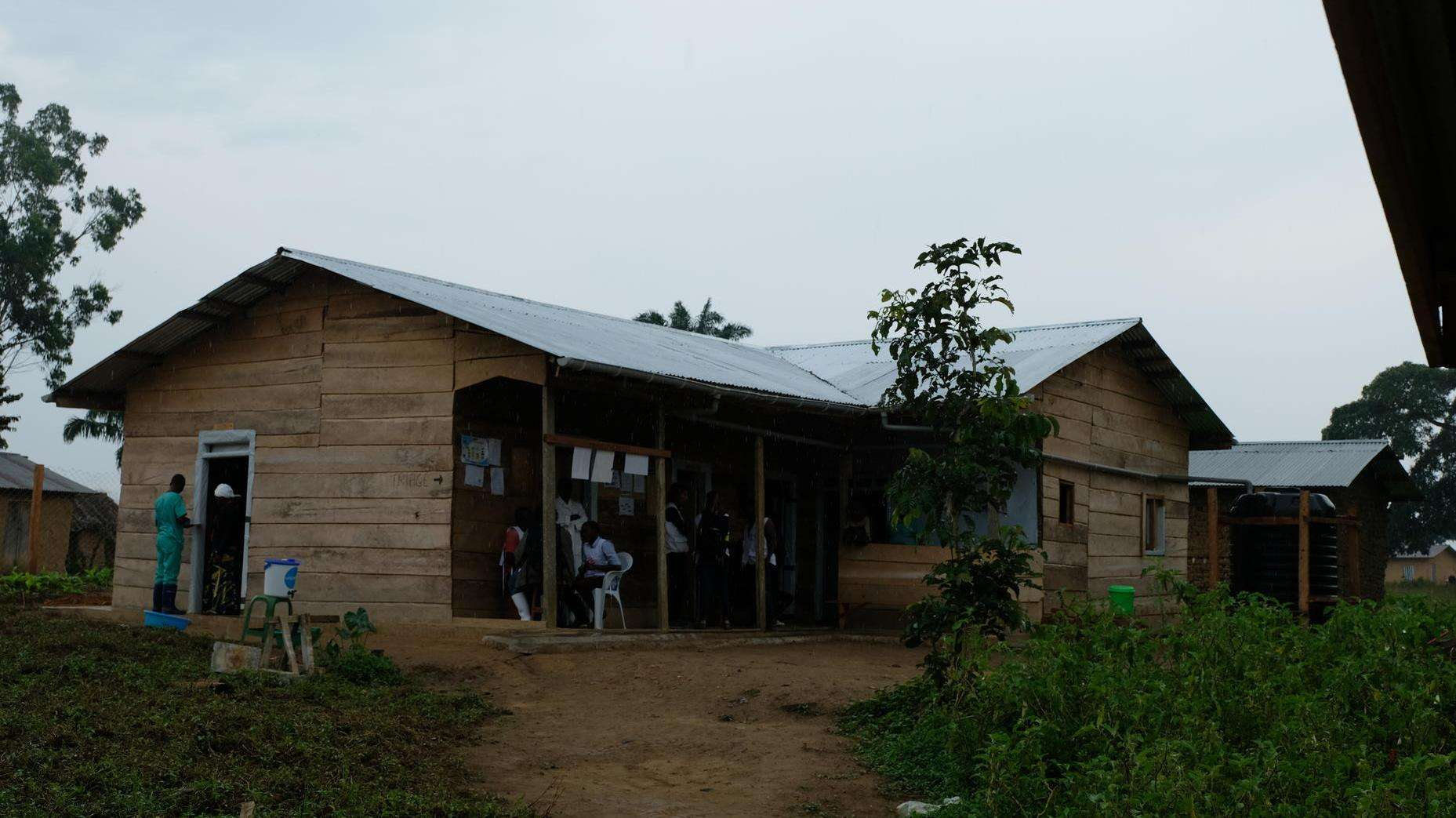 Ebola outbreak threatens fragile local health system in eastern Democratic Republic of Congo