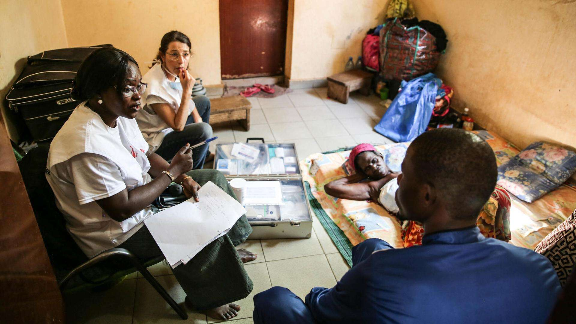 Palliative care to cancer patients in Bamako, Mali