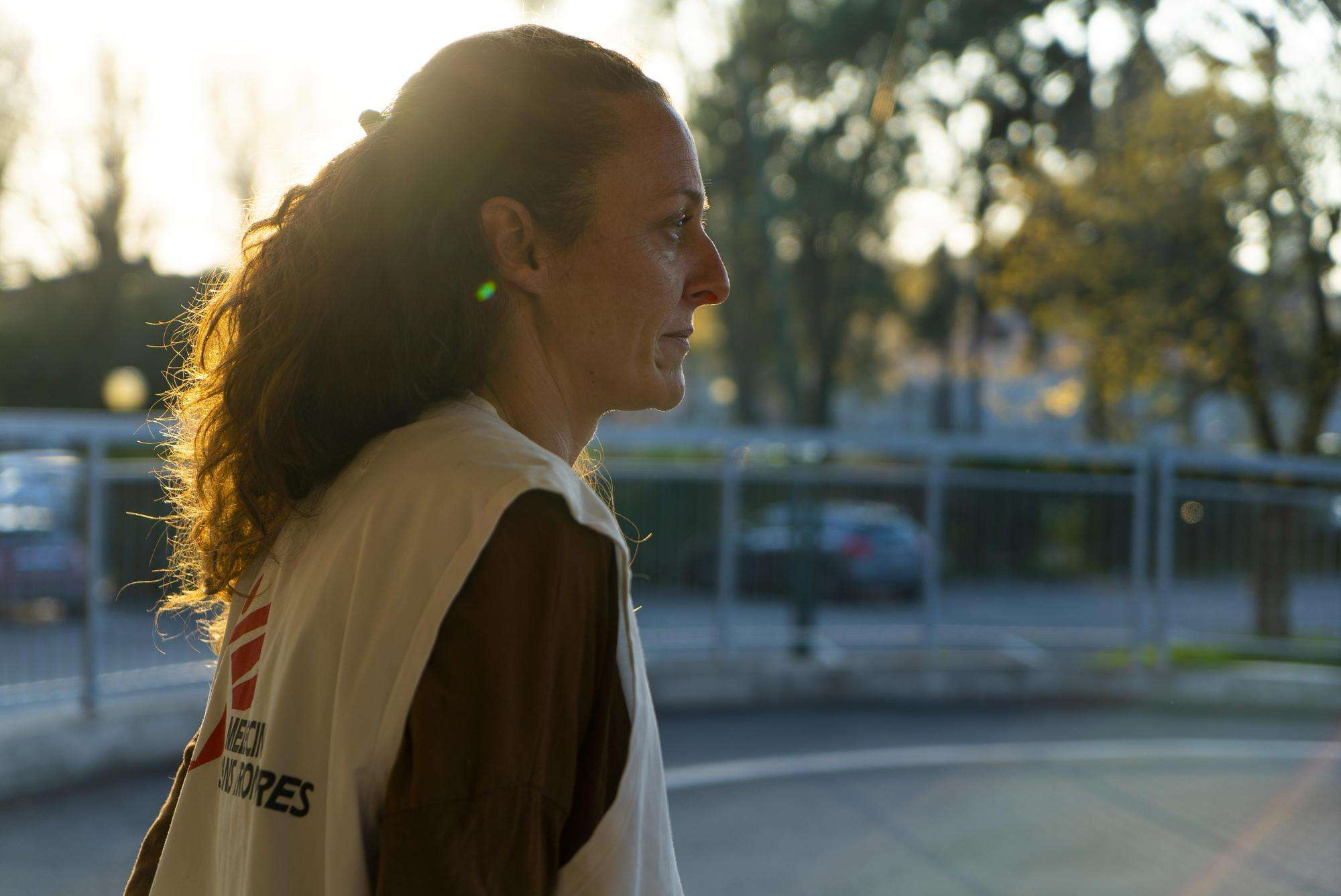 MSF intervention in north Italy - Carlotta Berutti