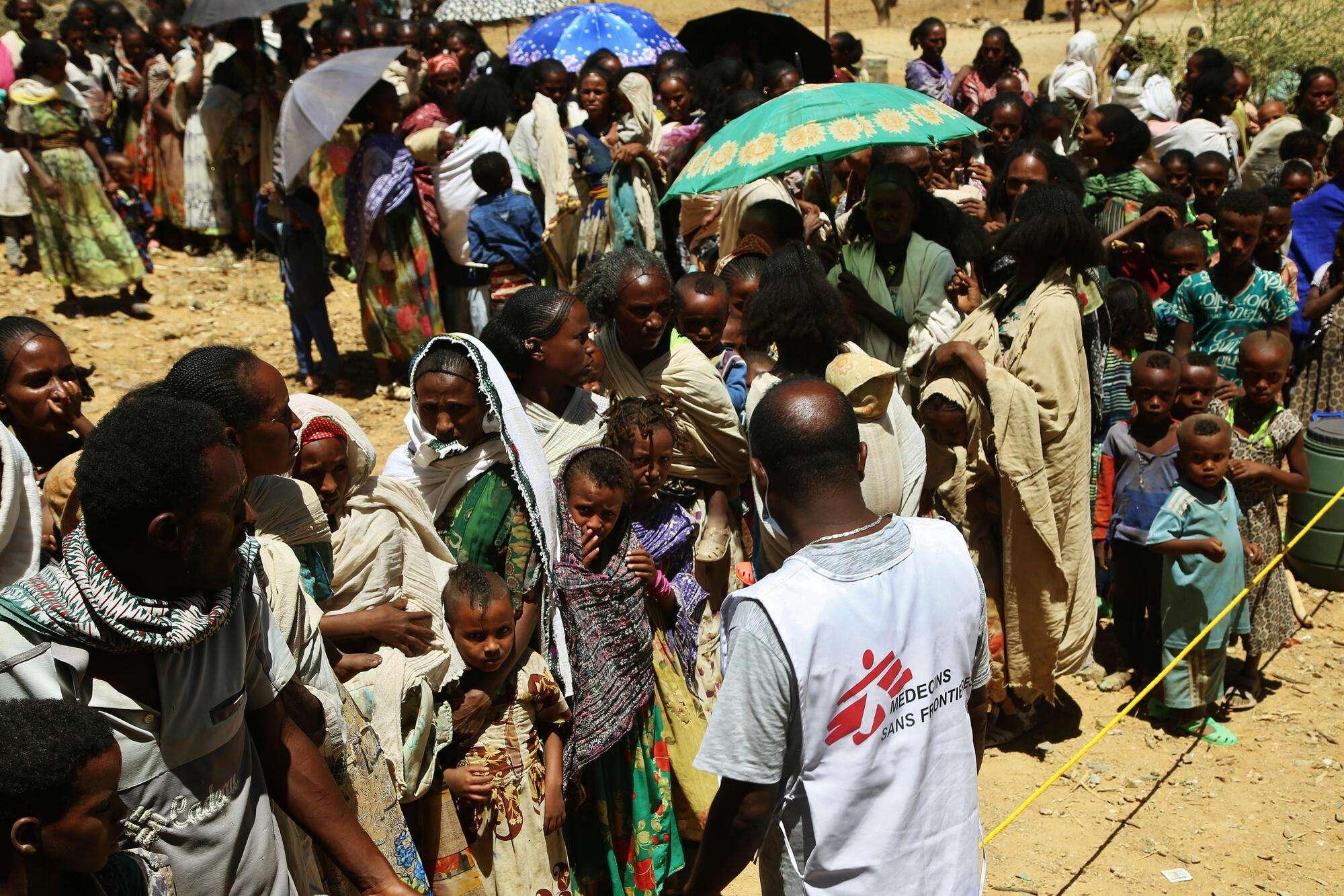 Ethiopia: በትግራይ ገጠራማ አካባቢ ያሉ ሰዎች በችግር እና በሰብአዊ ቸልተኝነት ተመተዋል