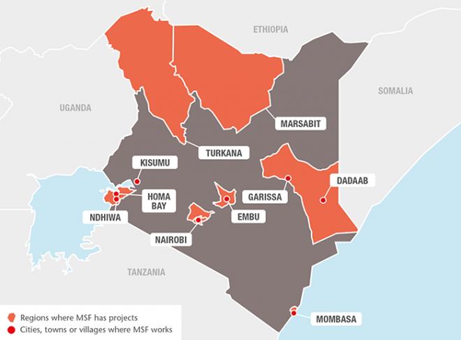 Kenya   Doctors Without Borders - USA on