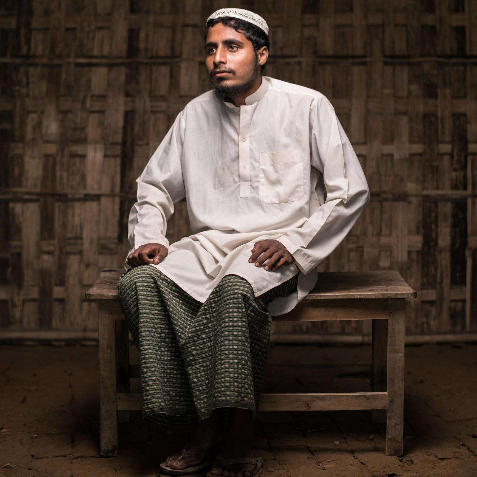 Mental Health: Rohingya Trauma and Resilience - Mohammad Story