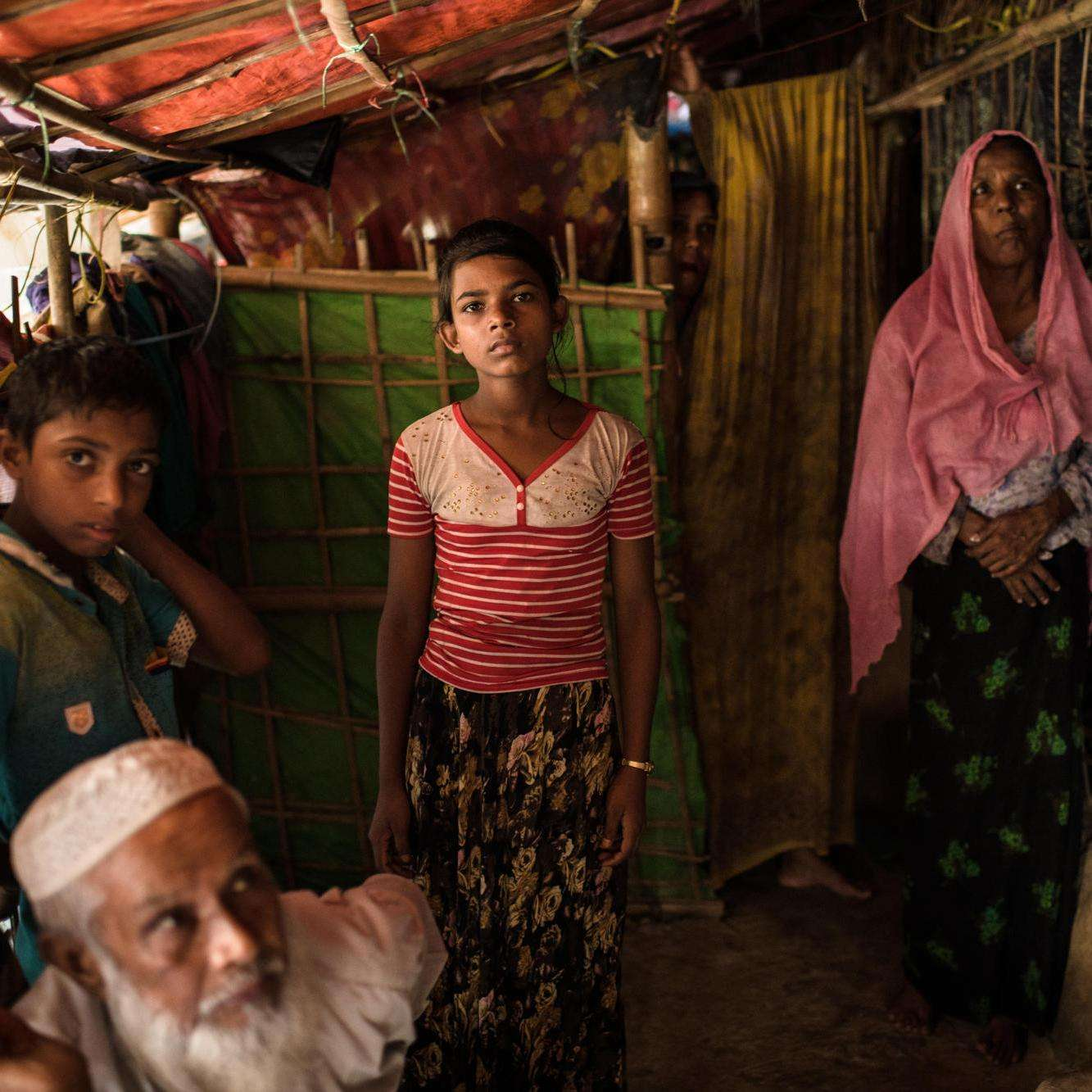 Mental Health: Rohingya Trauma and Resilience - Johura Story