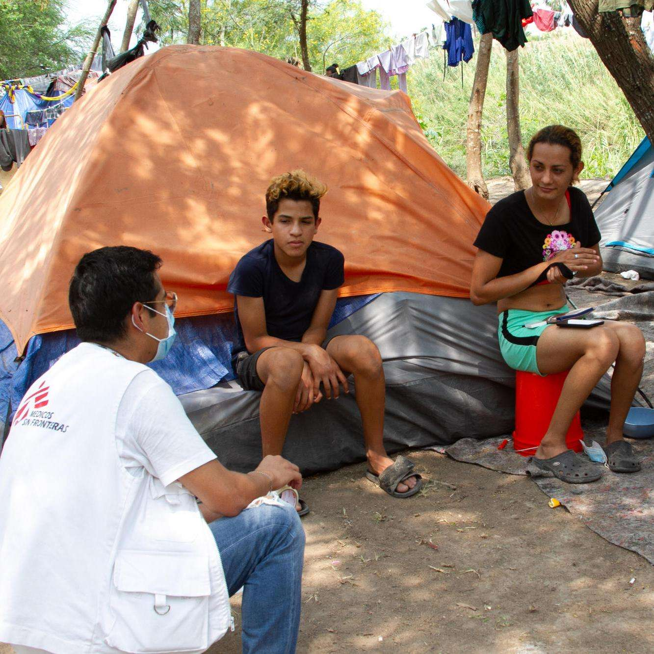 Increasing activities in Matamoros-covid19