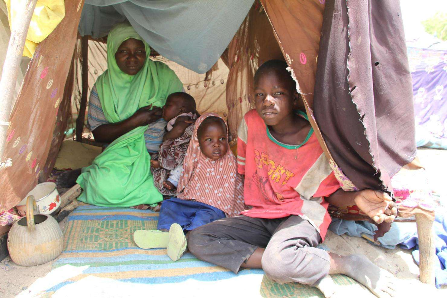 Over 30,000 people in acute need in Monguno