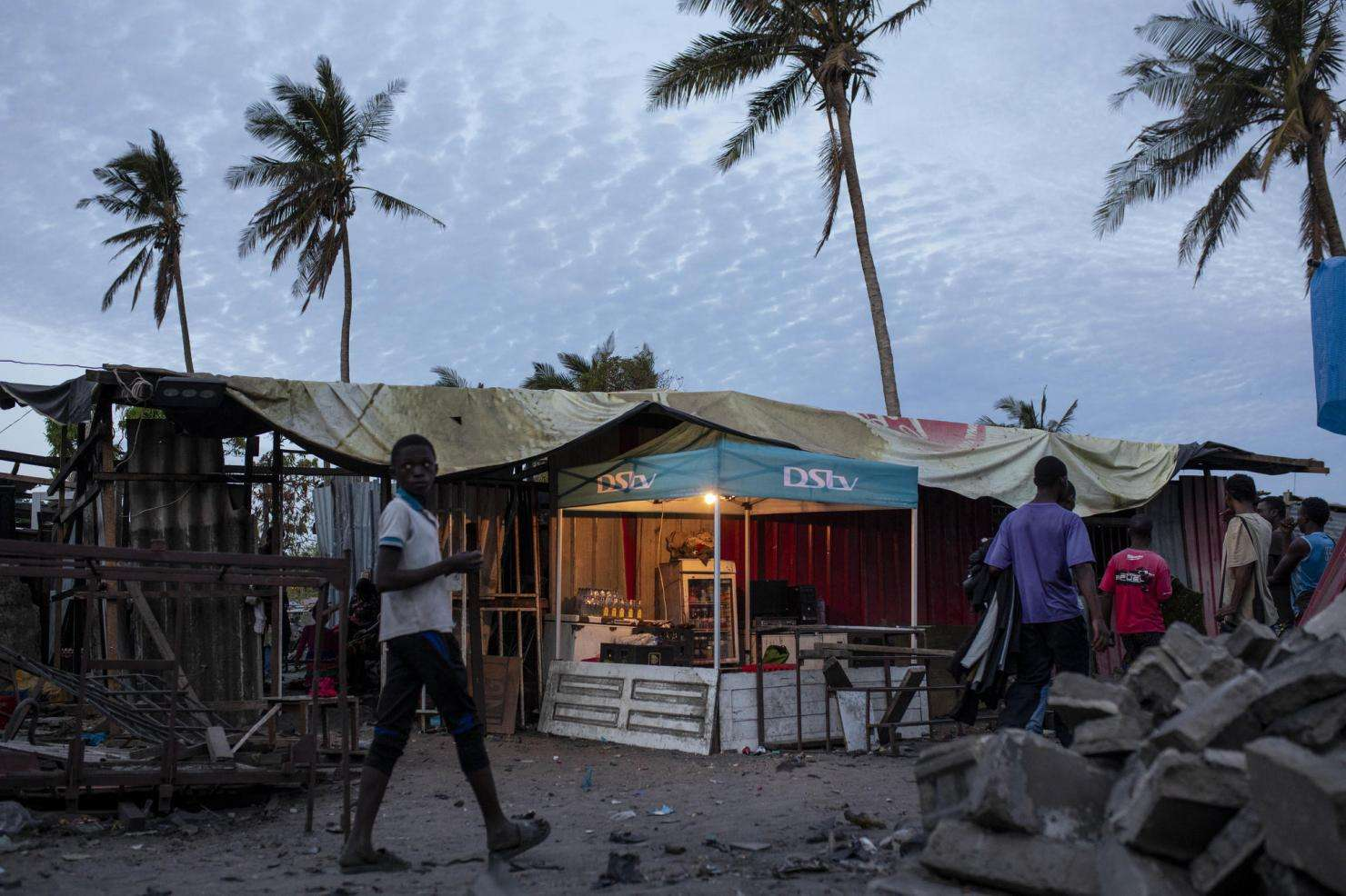 MSF restarts HIV-related activities in Beira after the Cyclone Idai