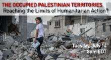 Occupied Palestinian Territories Webcast