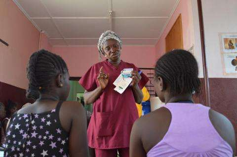 WEBCAST: Saving Women's Lives: Progress Against Maternal Mortality