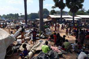 Day of Violence in the Central African Republic