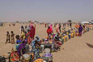 Goura, Cameroon - Displaced from Rann, Nigeria