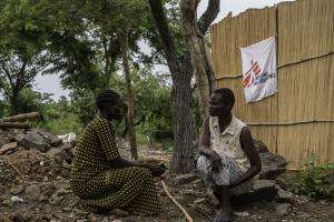 South Sudanese refugee camps in Yumbe, Uganda