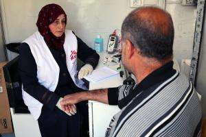 MSF activities in Idlib, Northwest Syria